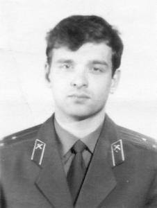 Я Ищу: Бармин Сергей 1963 г р