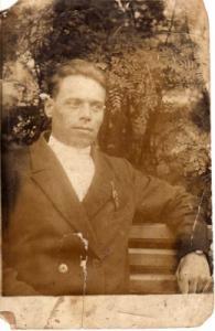 Я Ищу: Радионов Андрей 1921 г.р.