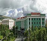 Кировск и Кировский городской округ