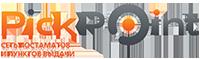 PICKPOINT, логотип
