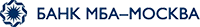 Логотип БАНК МБА-МОСКВА