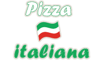 PIZZA ITALIANA, логотип