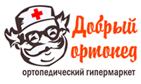 Логотип ДОБРЫЙ ОРТОПЕД